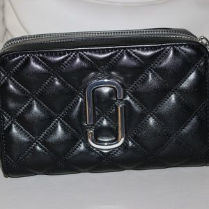 Used MARC JACOBS The Quilted Softshot 21 Bag